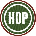 Bierwinkel HOP Amersfoort (Level 5) badge logo