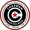 Chapman Crafted Beer badge logo