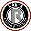 Ron's Corner Tavern badge logo
