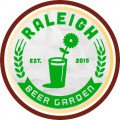 Raleigh Beer Garden badge logo