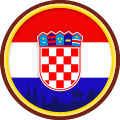 The Croats (Level 3) badge logo