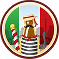The Gondolier badge logo