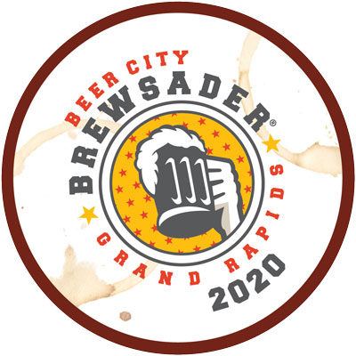 Badge image for Beer City Brewsader (2020)