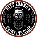 Beer Zombies Drinking Club (Level 2) badge logo