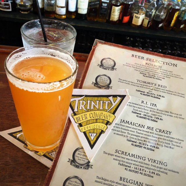 two way petting zoo trinity brewhouse ri photos untappd