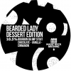 Bearded Lady Dessert Barrel Aged Bourbon Edition label