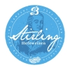 Stirling Hefeweizen label