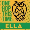 One Hop This Time: Ella label