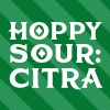 Hoppy Sour: Citra label