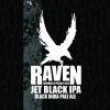 Jet Black IPA label