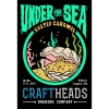 Under The Sea Salted Caramel label