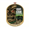 Root of Evil Ginger IPA label