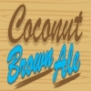 Toasted Coconut Brown Ale label
