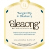 Tangled Up In Blueberry - Belgian Blonde - Alesong Brewing & Blending -   United States