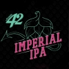 Imperial IPA label