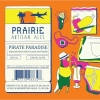 Pirate Paradise label