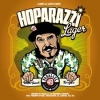 Hoparazzi India Pale Lager label