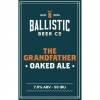 The Grandfather Oaked Ale