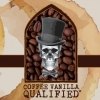 Coffee Vanilla Qualified label