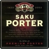 Saku Porter label