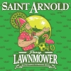 Fancy Lawnmower label