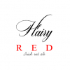 Hairy Red label