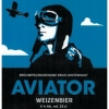 Aviator label