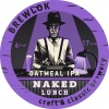 Naked Lunch label