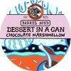 Barrel Aged Dessert In a Can - Chocolate Marshmallow label