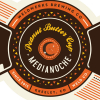 Peanut Butter Cup Medianoche label