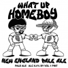 What Up Homeboy label