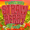 Twisted Strawberry Fest label