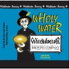 Wholy Water label