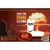 Save the Drama For Your Llama label