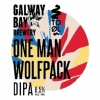 One Man Wolfpack label