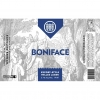 Boniface label