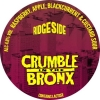 Crumble In the Bronx label