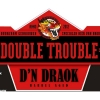 Double Trouble B.A. label