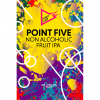 Point Five Fruit IPA label