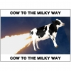 Cow To the Milky Way label