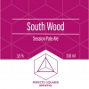 South Wood label