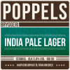 India Pale Lager label