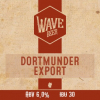 Wave Dortmunder Export label