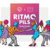 Ritmo Pils label