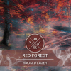 Red Forest label