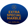 Extra Special Marble label