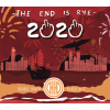 The End Is Rye label