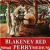 Blakeney Red Perry label