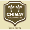 Chimay Cinq Cents (White) (2021) label
