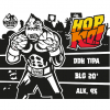 HOP K.O.! label